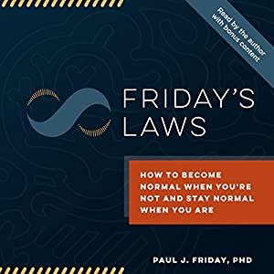 Friday's Laws Audiobook