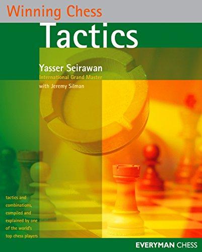 Winning Chess Tactics (Winning Chess - Everyman Chess) [Yasser Seirawan] (Tapa Blanda)