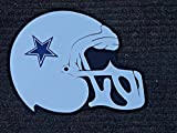 Dallas Cowboys Wall Plaque Personalized Wall Hang Mirror sign NFL