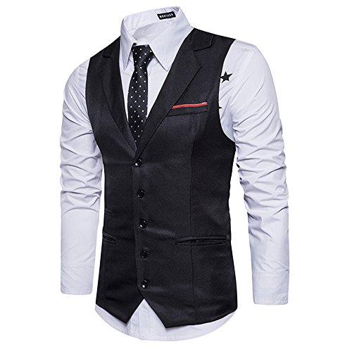 Review Cyparissus Mens Vest Waistcoat