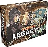Pandemic Legacy: Season Zero - A Cooperative Legacy Game by Z-Man Games Studio