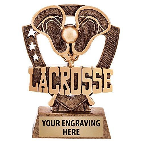 (Crown Awards Lacrosse Trophies - 5