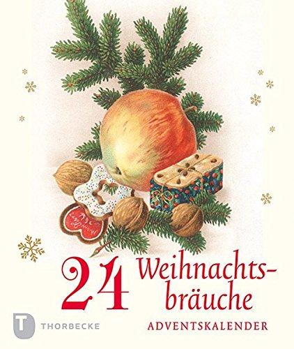 24 Weihnachtsbräuche - Adventskalender