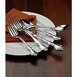 Oneida Mandolina 65-Piece Flatware Set, Service for 12