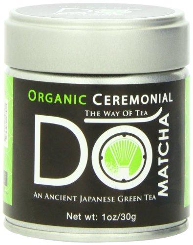 DoMatcha thé vert, Matcha organique, 1,0 once Tin