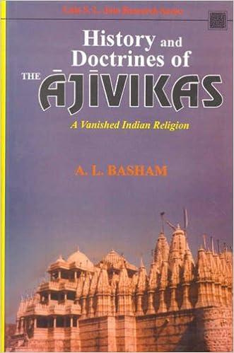 Basham History and Doctrines cover art