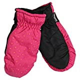 "Girl's ""Star"" Waterproof Winter Mittens"