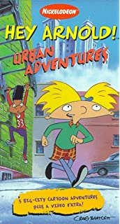 Amazon.com: Hey Arnold - Arnold's Christmas [VHS]: Craig Bartlett ...