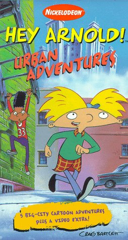 Buy Special VHS : Hey Arnold: Urban Adventures [VHS] on ...