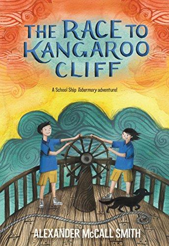 The Race to Kangaroo Cliff (School Ship ()