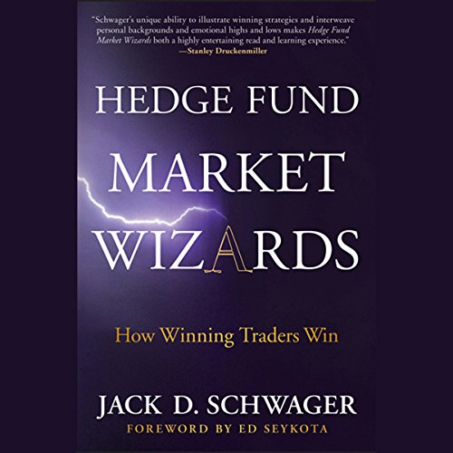 Hedge Fund Market Wizards cover