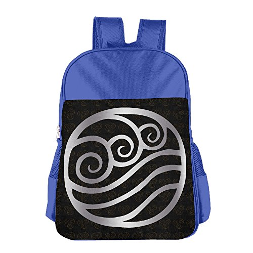 [Avatar The Last Airbender W Platinum Style School Backpack Bag] (Avatar Makeup)