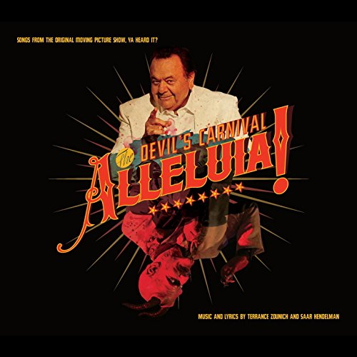 Alleluia! The Devil's Carnival (2015) Movie Soundtrack