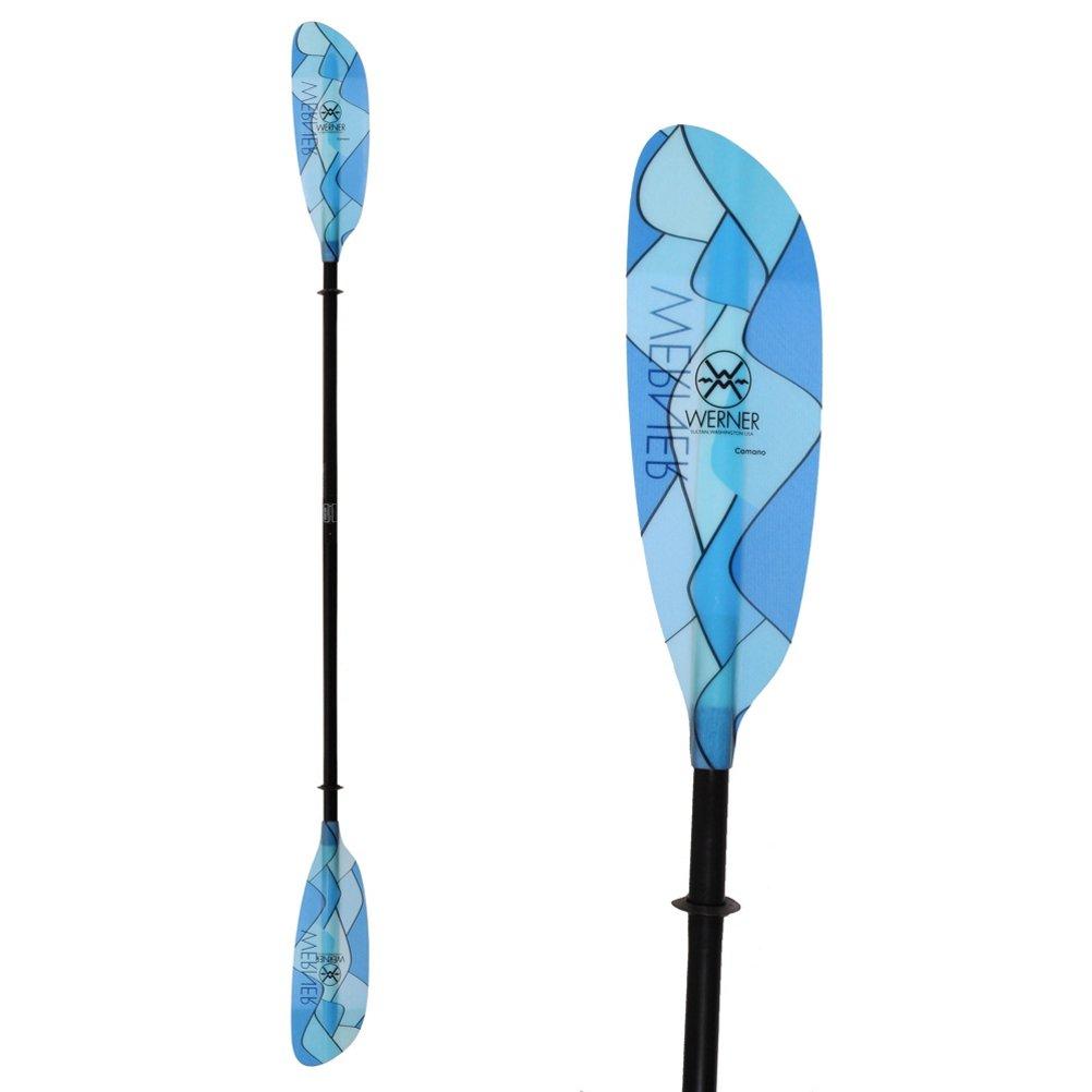 数量は多い  Werner Camano 2 pc Blue Straightパドル Werner B016B1T75A 240 cm Swellz Blue B016B1T75A, SHOE MANIACS-靴&ブーツ通販:bd777dbf --- senas.4x4.lt