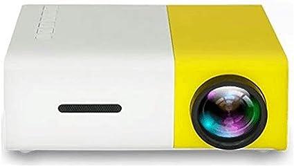 Amazon.com: Zmucen - Mini proyector portátil para el hogar ...