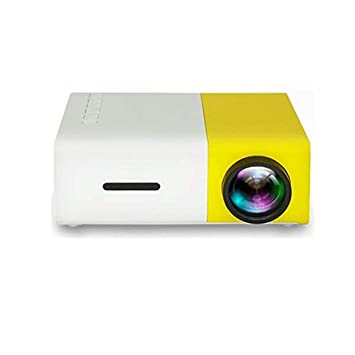 Zmucen Mini proyector portátil para el hogar, Fiesta, Teatro ...