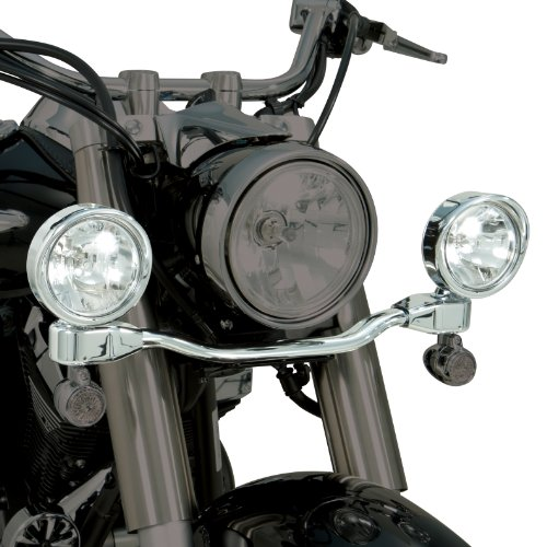 Show Chrome Accessories 63-205 Elliptical Driving Light Bar Kit