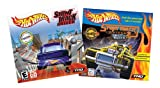 Software : Hot Wheels Stunt Track Driver 1 and 2 (Dual Jewel Case)