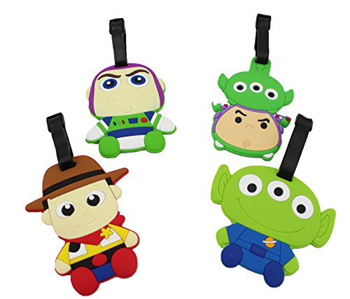 The 10 best luggage tags for kids toy story