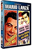 Because You're Mine (1952) / The Toast Of New Orleans (1950) - Region 2 PAL Double-DVD, plays in English without subtitles