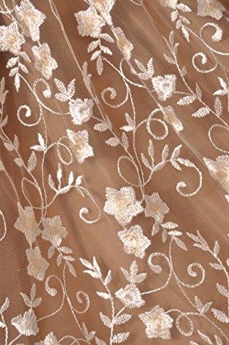 Dirndl mini 55 cm Tana beige Marjo