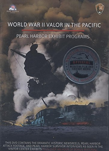 World War 2 Valor In The Pacific - Pearl Harbor Exhibit Programs