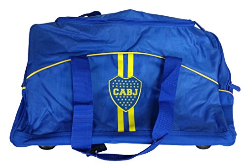 Club Atletico Boca Juniors Duffle Bag Official Licensed R...