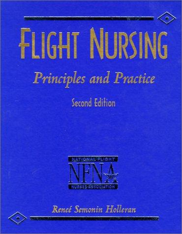 Flight Nursing: Principles and Practice, 2e