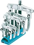Hazet 1787F/5 Quick-clamping puller set, 2-arm