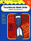 Two-Minute Math Drills, , 0742417417