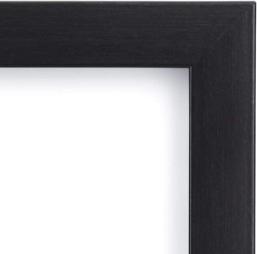 Basics Cadre photo 13 x 18 cm Noir Lot de 5