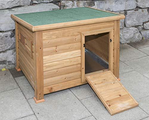 Kerbl DUCK TOWN Establo para patos y gansos 93 x 73 x 67 cm: Amazon.es: Productos para mascotas