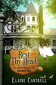 Rest Thy Head by [Cantrell, Elaine]