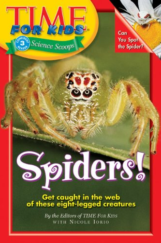 time-for-kids-spiders-time-for-kids-science-scoops