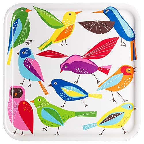 Tray Bird (IKEA 801.497.85 Bärbar Tray, Bird)