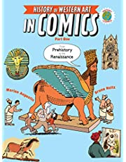 The History of Western Art in Comics Part One: From Prehistory to the Renaissance