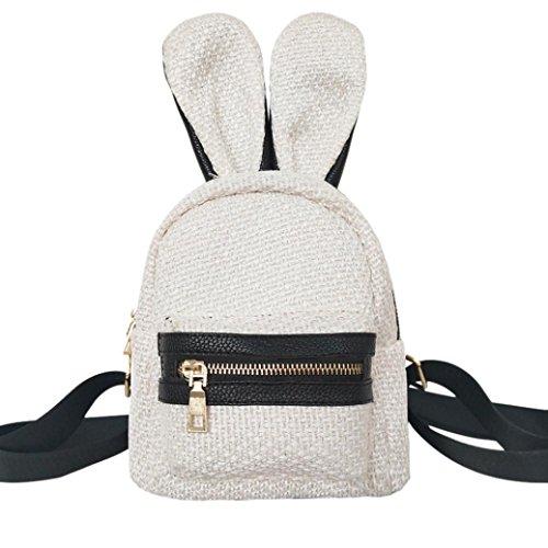 Uface Rucksackhandtaschen 4854010001 - Leatherette White Woman