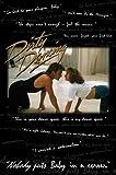 Dirty Dancing Movie Quotes Patrick Swayze Jennifer Grey 80s Poster Print - 24x36