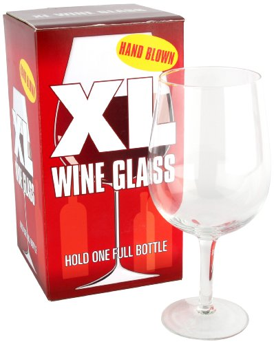 25 Years Wine - Daron Giant Wine Glass
