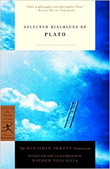 Book Selected Dialogues of Plato: The Benjamin Jowett Translation (Modern Library Classics) by Plato (2001-09-11)