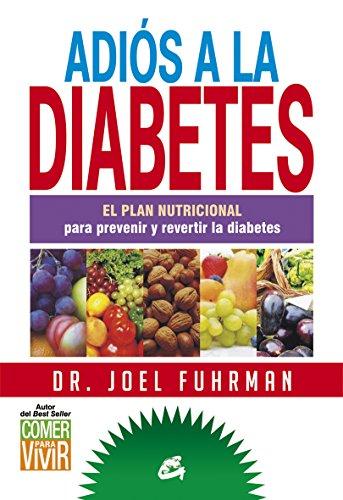 libro del Dr. joel fuhrman sobre diabetes