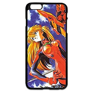Evangelion Full Protection Case Cover For IPhone 6 Plus - Funny Skin