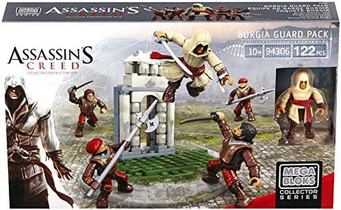 Mega Bloks Assassin's Creed - Cnf07 - Pack Borgia