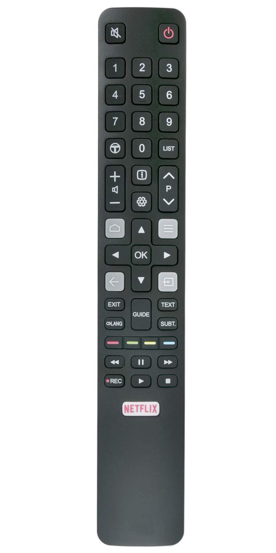 ALLIMITY 06-IRPT45-CRC802N Control Remoto reemplazado por Thomson TCL CRC802N RC802N YNI1