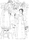 1910-1912 Edwardian Apron Pattern