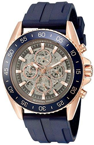 Michael Kors Men's Jet Master Blue Watch MK9025