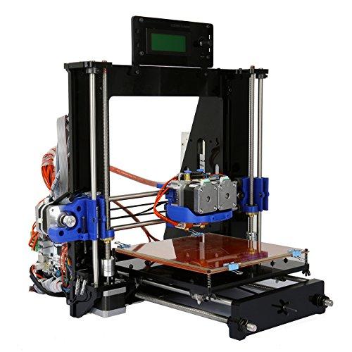 ridgeyard 220 V acrílico Prusa I3 Dual MK8 Extrusora impresora 3d ...