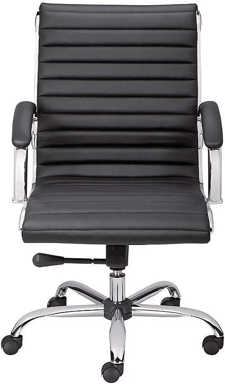 Staples 935935 Bresser Luxura Managers Chair Black Furniture Decor Amazon Com
