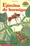 img - for Ej rcitos de hormigas (Hello Reader) book / textbook / text book