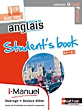 Anglais - Student's book 1re Bac Pro